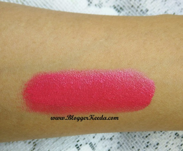 Maybelline Color Show Lipstick Shade 115 Bling Pink Review 06