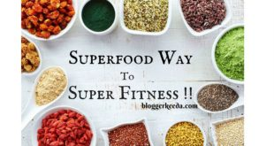 Superfood Way To Super Fitness !!_mini