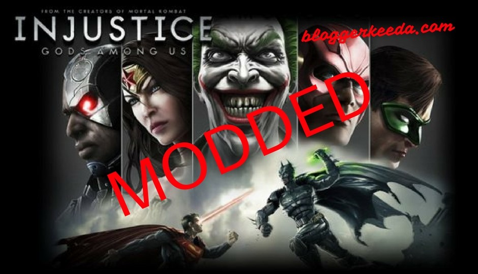 Injustice Gods Among Us 111