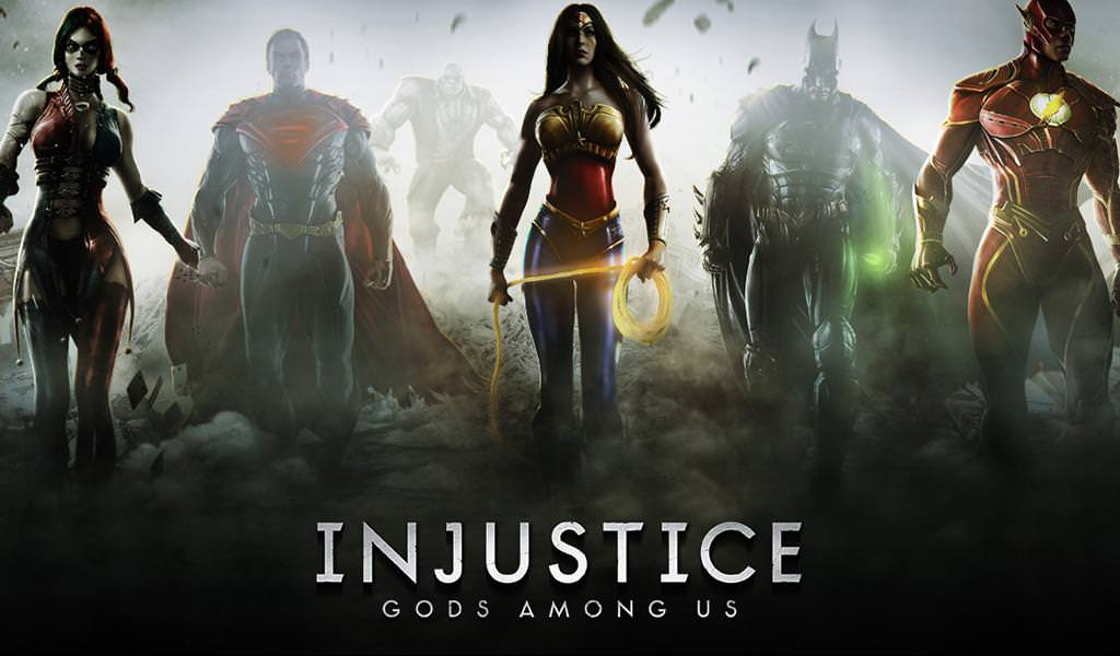 Injustice Gods Among Us 111 2