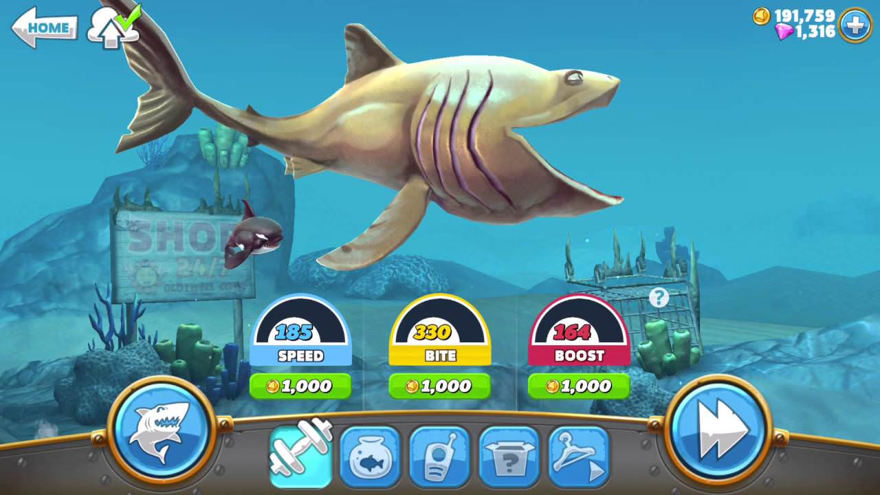 Hungry Shark World 12
