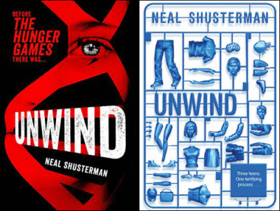 Unwind By Neal Shusterman 123