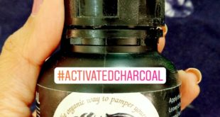 Activated Charcoal Face Pack 01