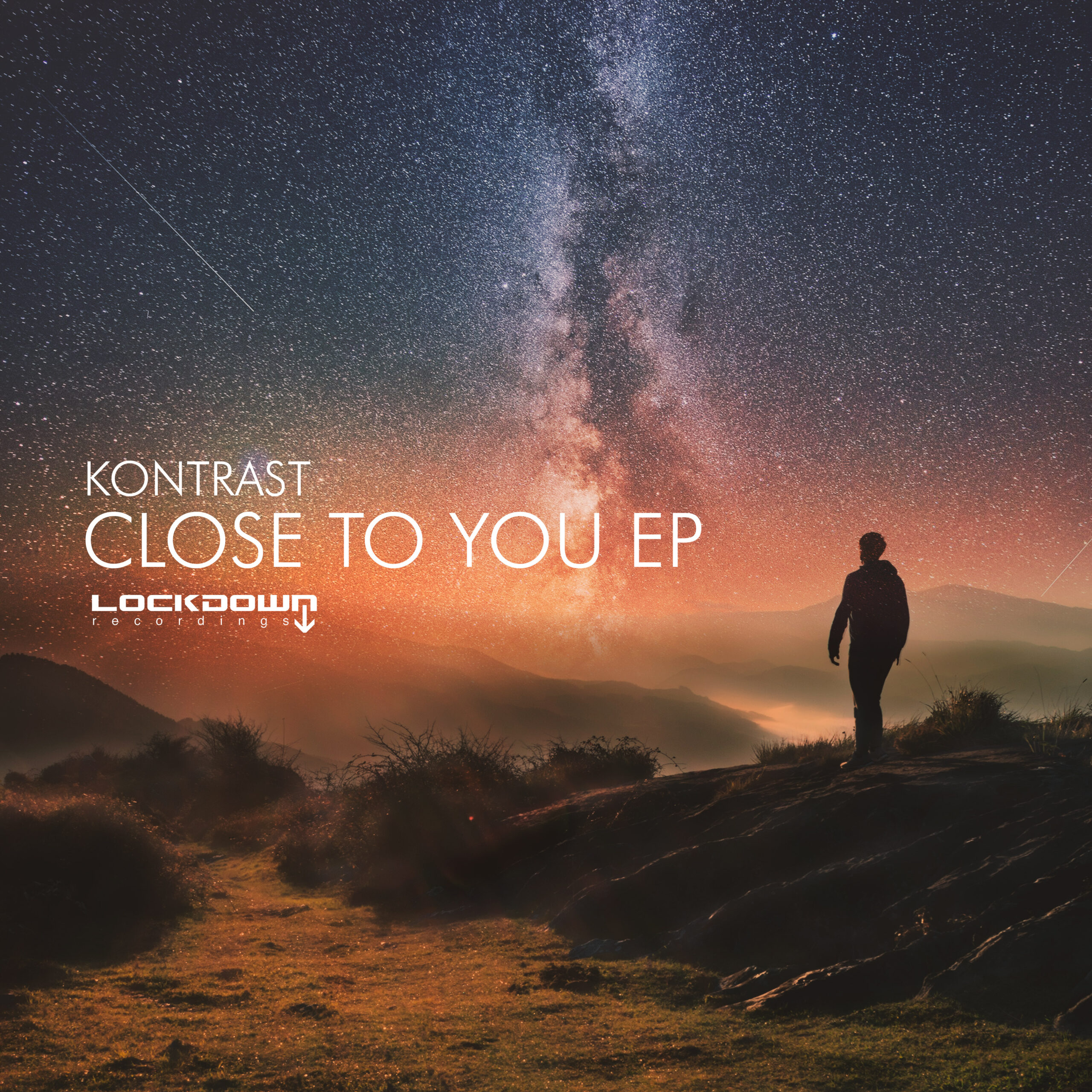 Kontrast – Close To Me EP