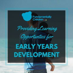 Article on Learning Opportunities for Early Years Development