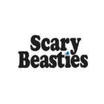 Scary Beasties Logo - Case Study Client of Fundamentally Children