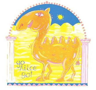 Alice The Camel