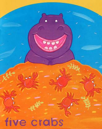 Five Crabs – Groovy Number 5 1