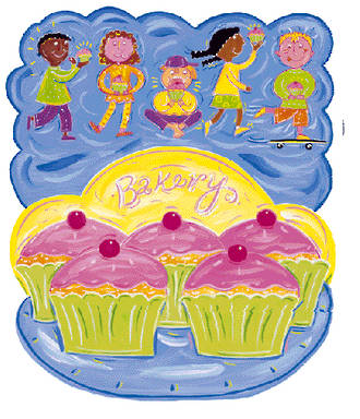 Five Cup Cakes