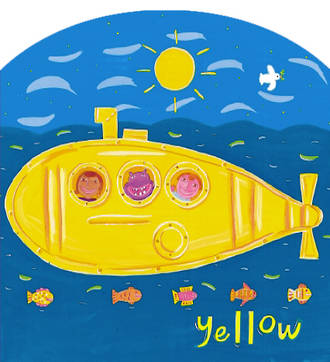 Friends In A Yellow Submarine