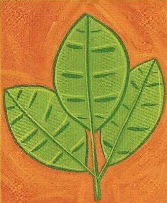 L Leaves (three Cool Leaves) (leaves Song)