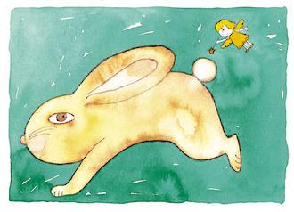 Little Rabbit Fru Fru