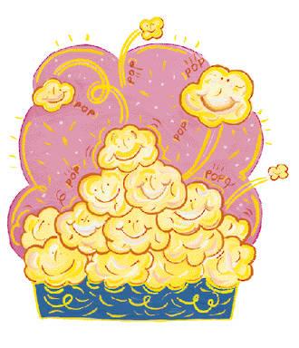 I'm A Little Popcorn