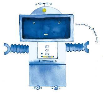 I Am A Robot  1