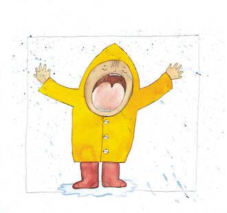 Tofa Tafa Singing In The Rain