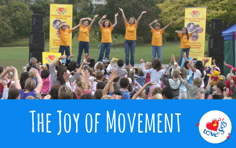 The Joy of Movement for Children