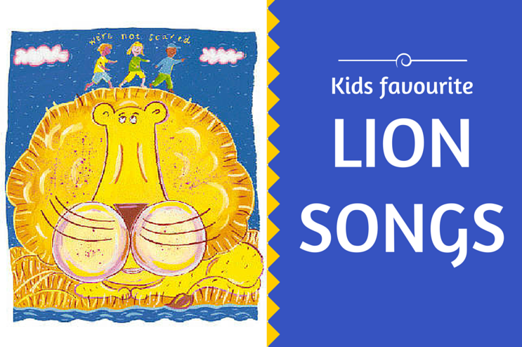 Kids Favourite Lion Songs
