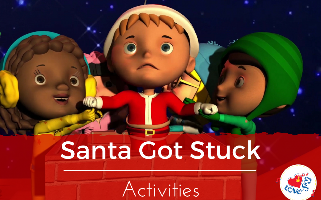Christmas Song for Kids Plus Activities
