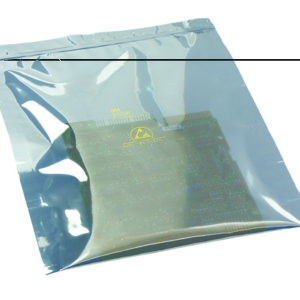 Zip Lock (Resealable) Shielding Bags