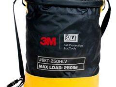 3M™ DBI-SALA® Safe Bucket 113 kg (250 lb.) Load Rated Hook and Loop Vinyl 1500140