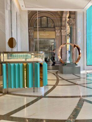 Tiffany - T1 UK and European Launch