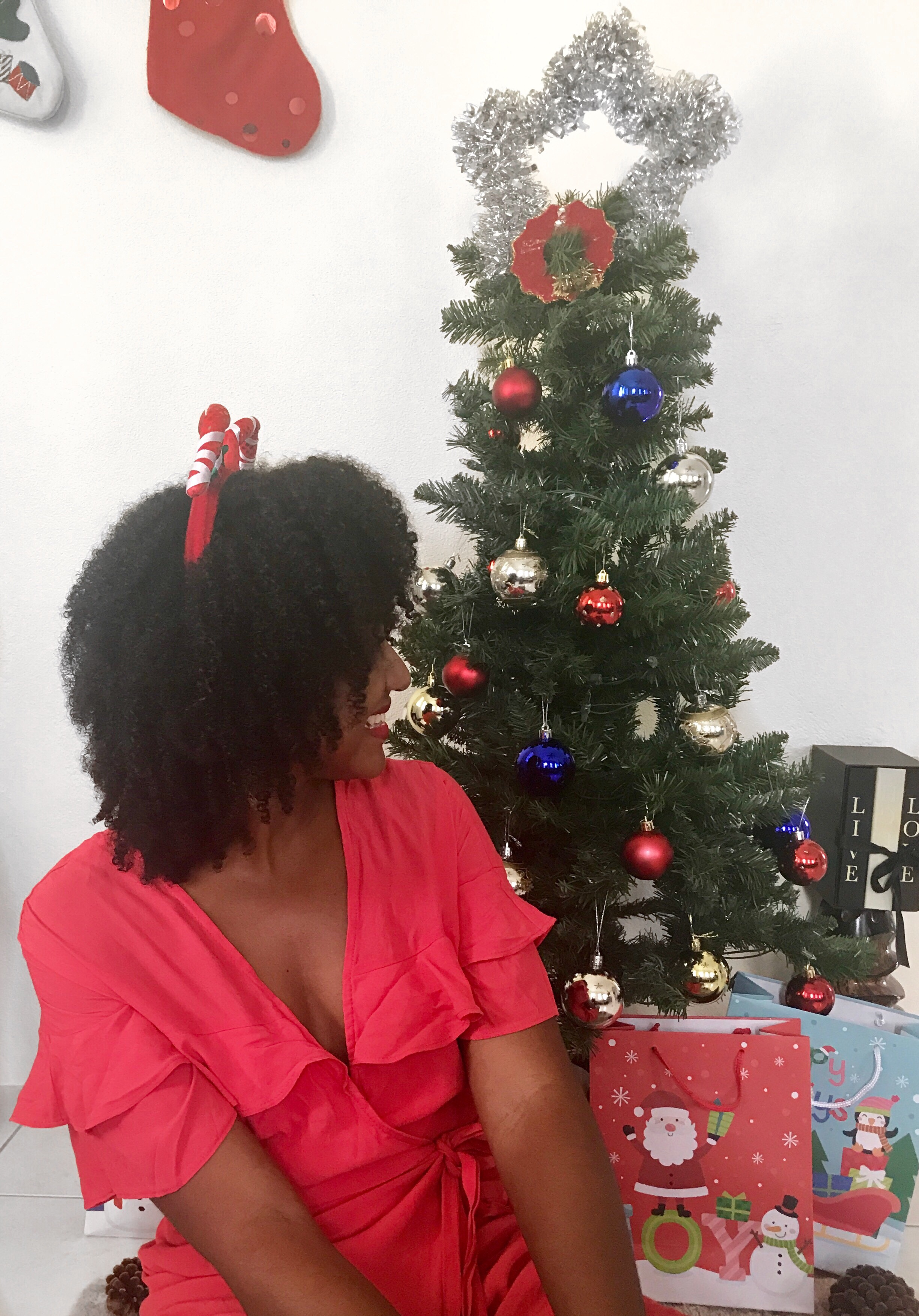 Ways to Wear Red, Red Outfits for Christmas, The Business of Chic