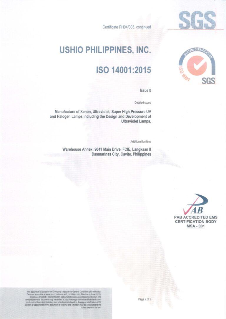 ISO14001 2015 (Cert)-2