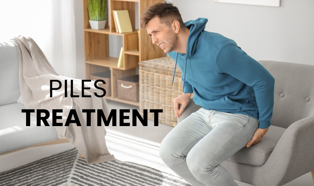 Piles Treatment at home