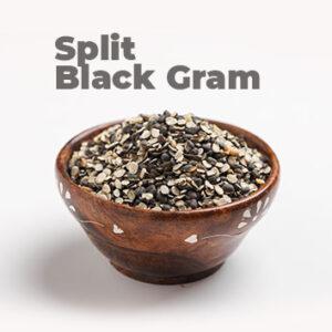 Organic Split Black Gram