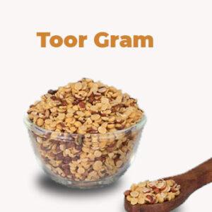 Organic Toor Gram