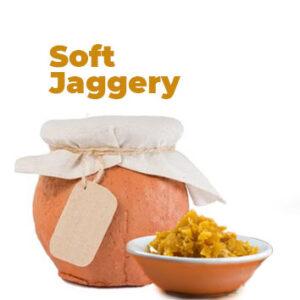 Organic Soft Jaggery