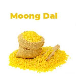 Organic Moong Dal (Pesarapappu)