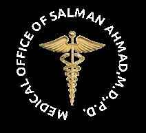 SALMAN AHMAD, M.D., P.A.