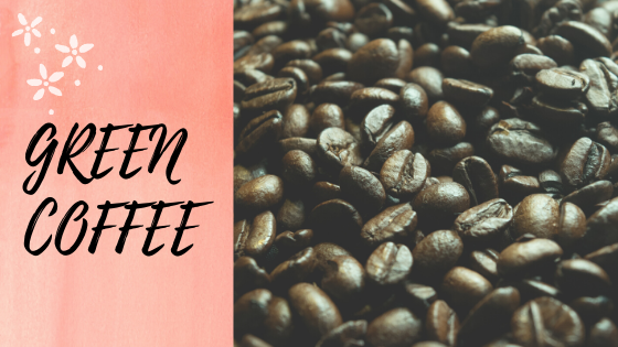 GREEN COFFEE – Remedy to lose weight