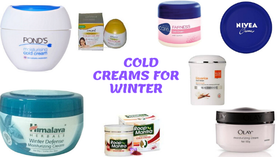 10 BEST FACE COLD CREAMS FOR WINTER
