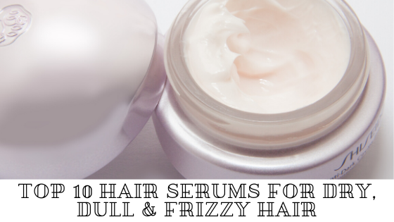 10 BEST HAIR MASKS FOR DRY, DULL & FRIZZY HAIR