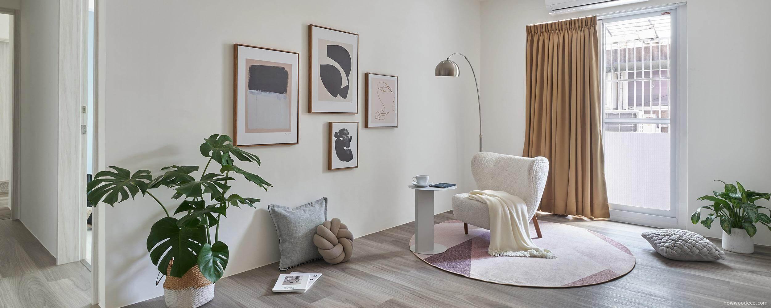 老屋翻修-北歐風-案例分享2-極簡風-裝修設計-室內設計