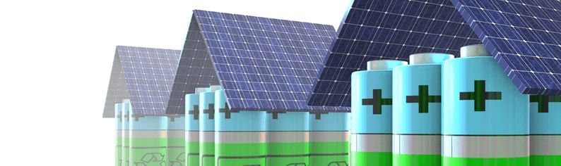 Lithium Based Energy Storage Systems Take Charge in North American Residential Markets