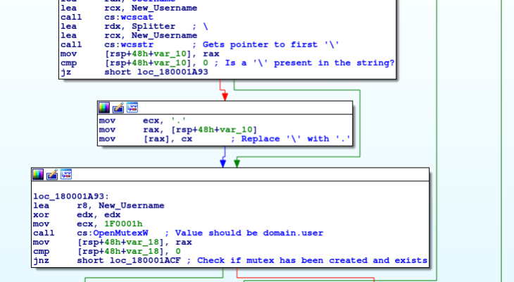 Analyzing KSL0T (Turla's Keylogger), Part 2 – Reupload