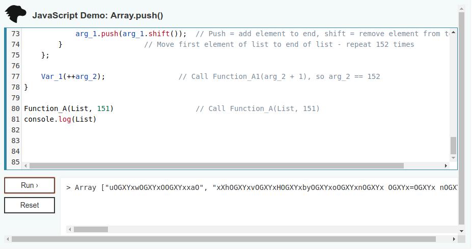 Analyzing DanaBot's Javascript Downloader