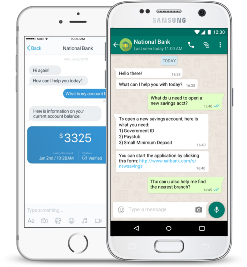 TellerBot - WhatsApp Banking