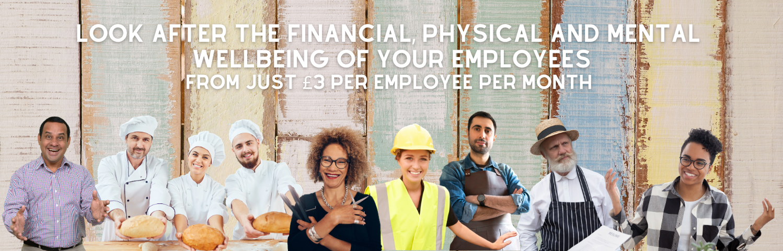 BenefitHut employees