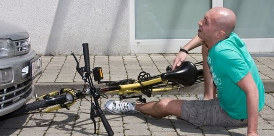 Cycle Accident Support