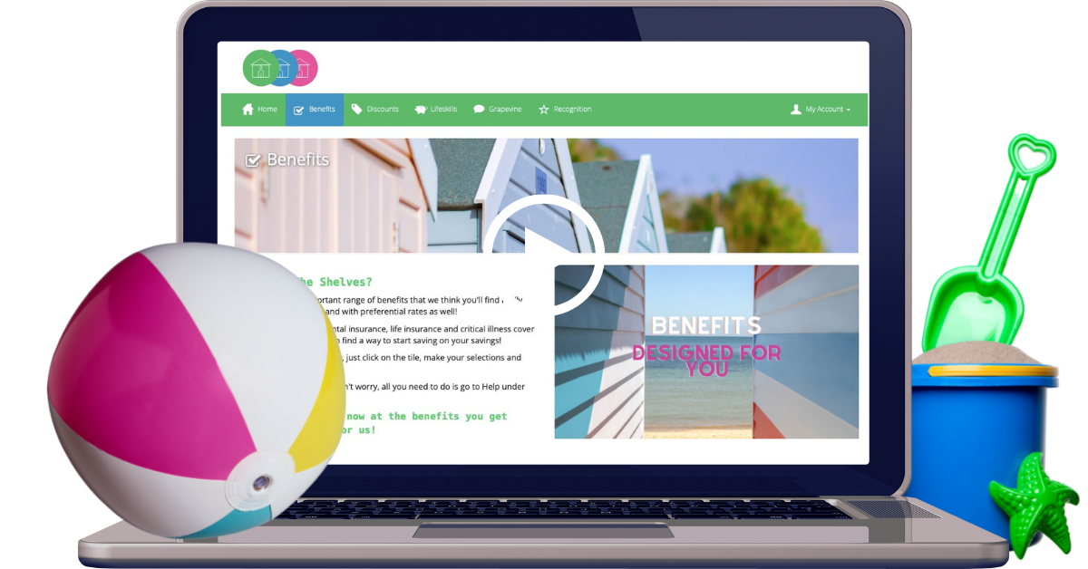 BenefitHut® Home Page