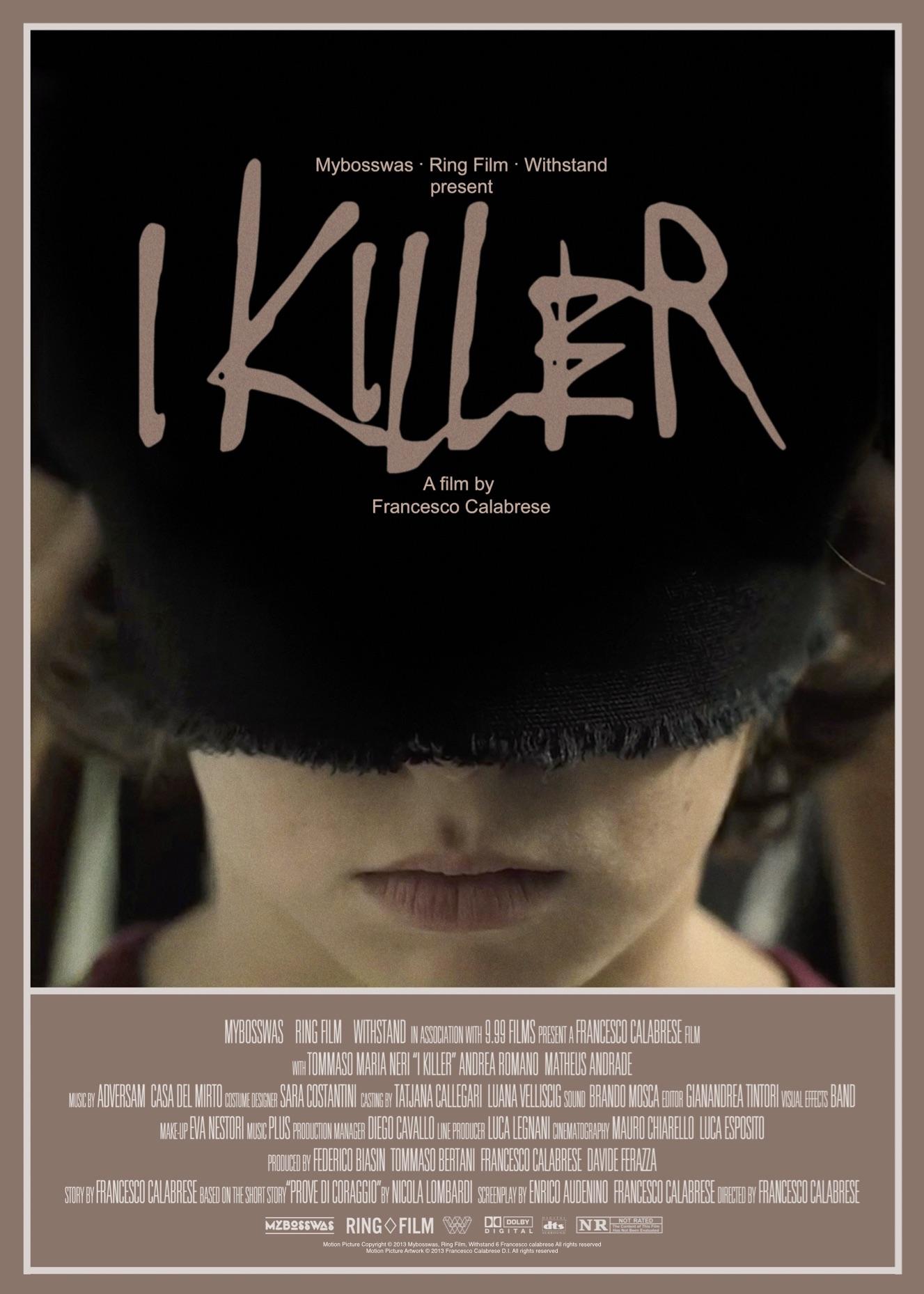 I Killer - Francesco Calabrese - Whitstand