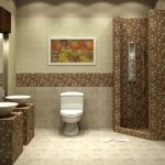 Mosaic Tiles Designs To Make Your Bathroom Beautiful