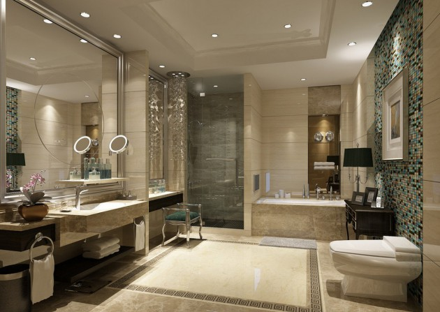 Bathroom Interior Luxury Designs