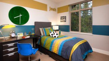 Simple Kids Room Designs