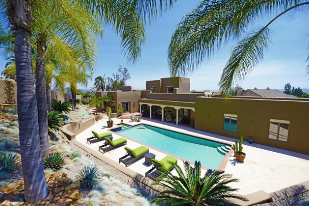 Amazing Southwestern Swimming Pool Designs  13
