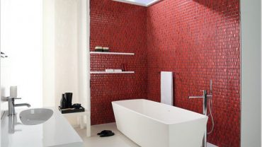 Colorful Bathroom Accessories For Lighten Up Your House